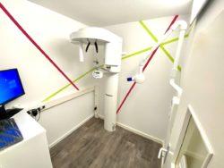 Röntgenraum nach Malerarbeiten 2